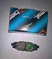 Тормозные колодки задние Subaru Forester с 2008г, Legacy с 2002г, Outback с 2008г, Impreza