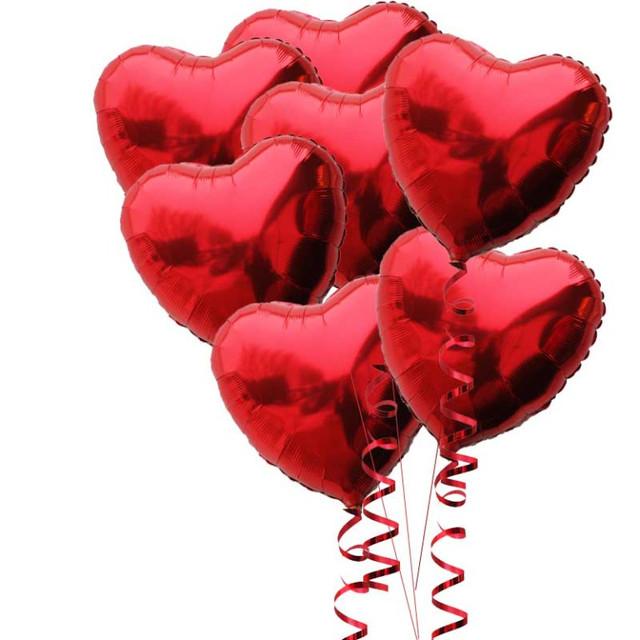 Шары Flexmetal Сердце