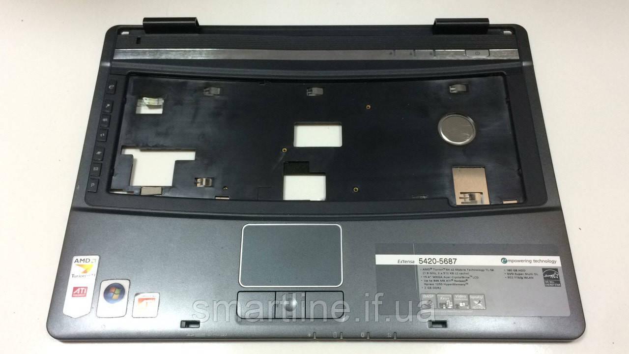 Середня частина, панель з тачпадом для ноутбука ACER Extensa 5420