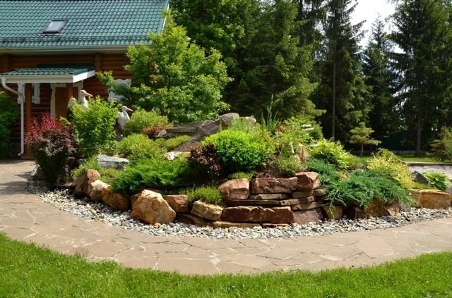 Камінь для ландшафтного дизайну