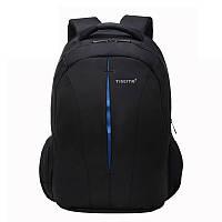 "Рюкзак для ноутбука 15,6"" Тigernu T-B3105 черный с синим, фото 1"
