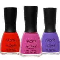 Лак для ногтей Naomi 12ml