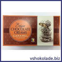 Конфеты-снежки в шоколаде со вкусом карамели
