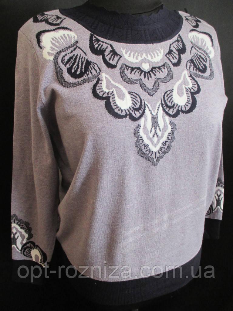 7b887649369 Купить Женскую красивую кофту большого размера. оптом и в розницу в ...