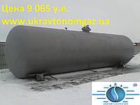 Емкость 75,9 куб для сжиженного газа, ГНС, вагоны