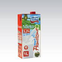 Молоко Prawdziwe Mleko 3.2 % 1000мл