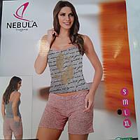 Женская пижамка с шортиками. Турция.