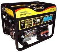 Бензогенератор FORTE FG 6500Е(5.0 кВт)