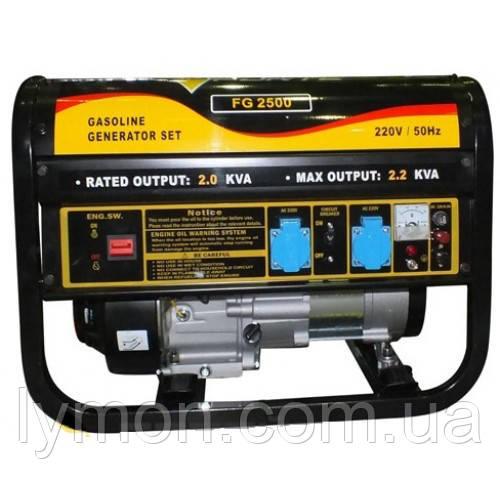 Бензогенератор FORTE FG 2500(2.0 кВт)