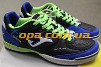 Кожаные футзалки Joma Top Flex S 803 IN (TOPS.803.IN) + в ПОДАРОК сумка Joma 400279*