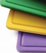 Доска разделочная HACCP GN 1/2, фиолетовая, 265x325x12 мм Hendi