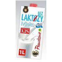 Молоко безлактозное Prawdziwe Mleko Bezlaktozy 3.2 % 1000 мл