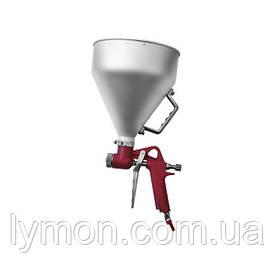 Пневпистолет для штукатурки INTERTOOL металич.6000мл PT-0401