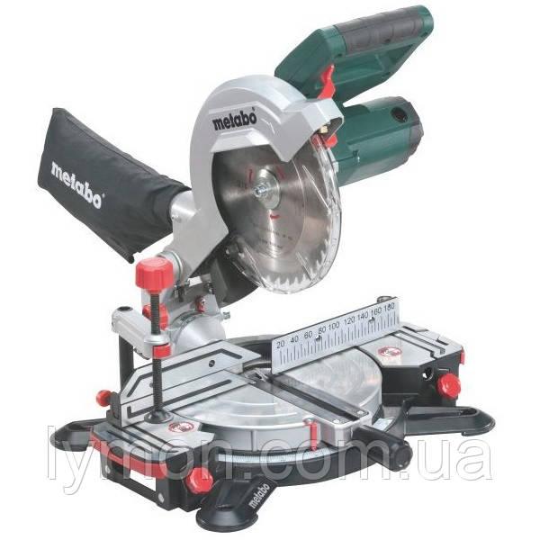 Пила дискова Metabo KS 216 M Lasercut 1500 Вт 619216000