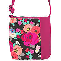 Купить детскую сумку для девочки с принтом Цветы