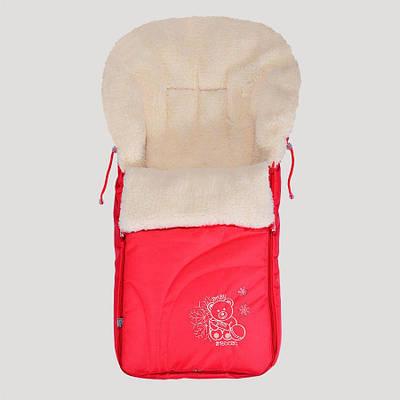 Зимний конверт Baby Breeze 0304 (красный)