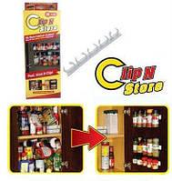 Кухонный органайзер Clip n Store  Новинка!