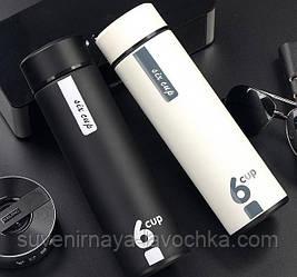 Термос дизайнерский Термос 6 cup 0,5 л
