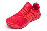 Кроссовки Nike Air Presto, мужские, красные, р. 42 43 44