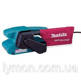 Шліфмашина стрічкова Makita 9910 650Вт, 270ммин, 76х457мм,2,6 кг