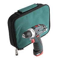 Шуруповерт аккум.Metabo PowerMaxx BS маягк.сумка 600079550