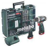 Шуруповерт аккум.Metabo PowerMaxx BS Mobile Workshop NEW 600079880