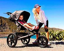 Шини, колеса для дитячих колясок