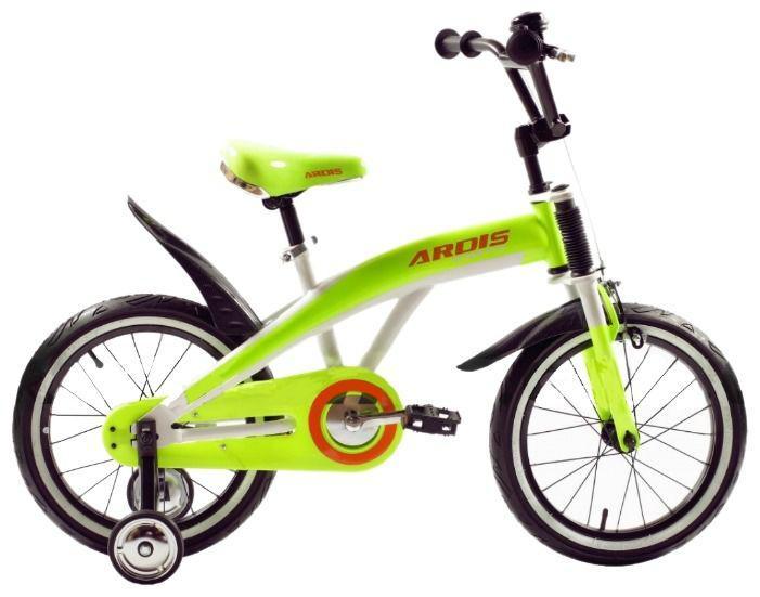 """Детский велосипед ARDIS GRAND PRIX 16""""  Салатовый"""