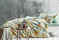Комплект постельного белья Tivolyo Home Gardenia Double сатин семейный разноцветный, фото 1