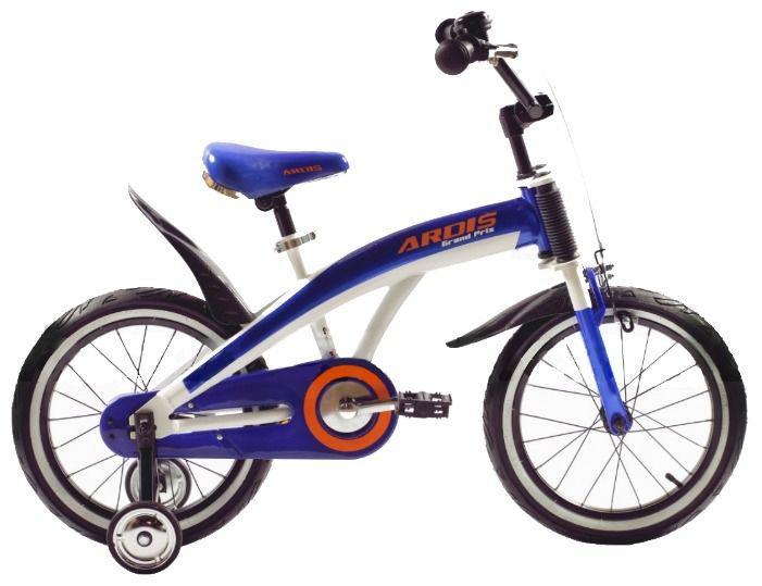 """Детский велосипед ARDIS GRAND PRIX 16""""  Синий/Белый"""