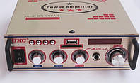 Усилитель звука SN-909 AC, усилитель для дома  Новинка!