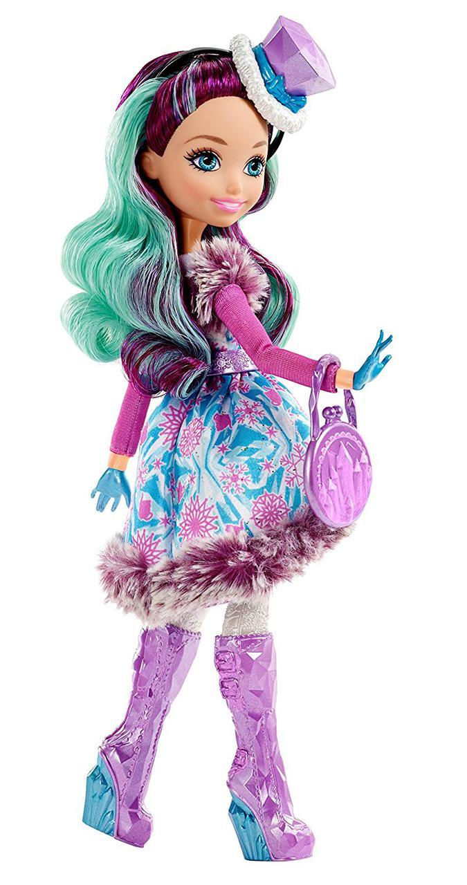 Ever After High Epic Winter Madeline Hatter Doll Эвер Афтер Хай Меделин Хеттер Эпическая Зима
