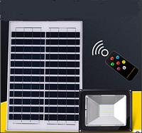 Прожектор уличный LED с солнечной батареей 10W и  20W