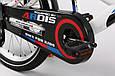 """Детский велосипед ARDIS GT BIKE 16""""  Белый/Красный/Синий, фото 2"""