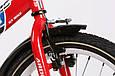 """Детский велосипед ARDIS GT BIKE 16""""  Белый/Красный/Синий, фото 3"""