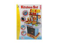 Игрушечный бытовой набор Кухня kitchen set ly202 в коробке 61.5x8x43.5см