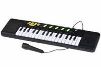 Игрушечный музыкальный инструмент same toy Электронное пианино 322aut с микрофоном