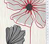 Обои виниловые, с ярким цветочным узором 273420., фото 4