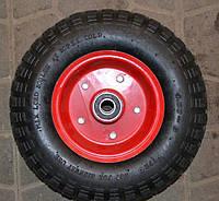 Пневматические колеса для строительных и садовых тачек