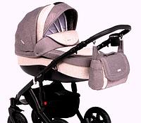Детская универсальная коляска Adamex Barletta 669K (2 в1) купить оптом и в розницу в Украине 7 километр
