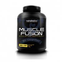 Протеин NutraBolics Muscle Fusion 1.8кг спортивное питание