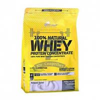Olimp 100% Natural Whey Protein Concentrate сывороточный протеин спортивное питание