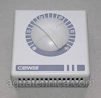 Терморегулятор механический Cewal RQ10  для отопительных инфракрасных панелей