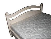 """Кровать из натурального дерева """"Ассоль"""" Voldi"""