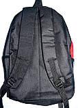 Спортивный рюкзак Barcelona из текстиля 26*41 см, фото 2