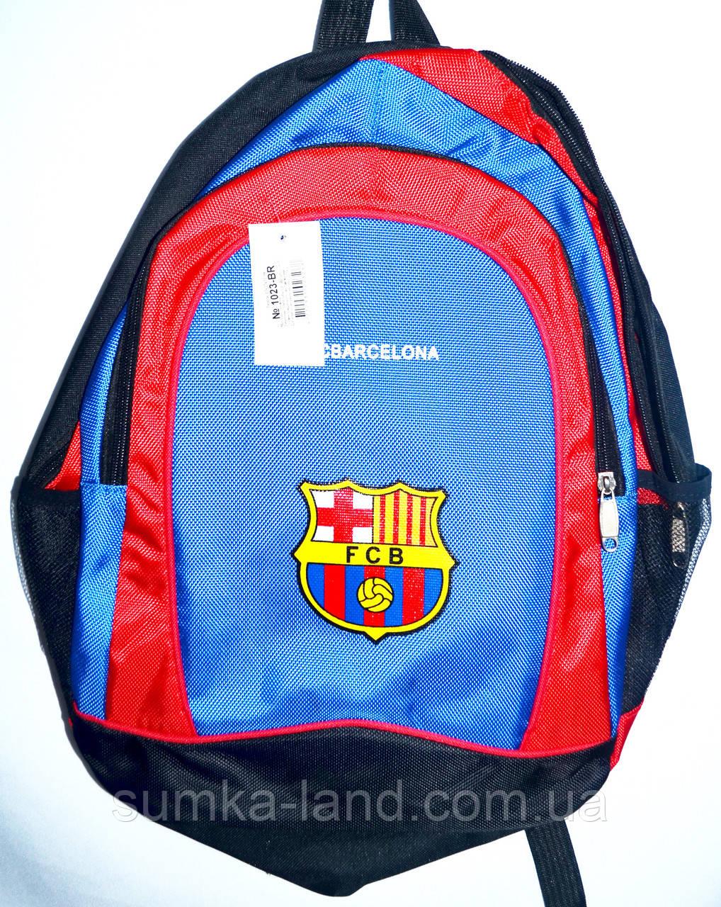 Спортивный рюкзак Barcelona текстильный 26*41 см