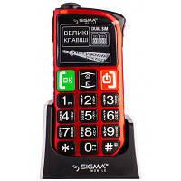 Мобильный телефон Sigma Comfort 50 Light DS