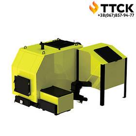 Твердотопливный котел KRONAS BIO MASTER мощностью 27 кВт