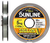 Леска Sunline Siglon V 30м #2.0/0,235мм 5кг