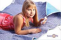 Согревающая электрическая простынь 150 x 80 см - 6000716 - Электропростнь, электроматрас, одеяло с подогревом, электроодеяло, инфракрасное одеяло